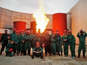 Treinamento de BVI (Brigadista Voluntário de Incêndio) - Caixa Econômica Federal